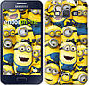 "Чехол на Samsung Galaxy A3 A300H Миньоны 8 ""860c-72-532"""