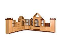 Гойдалка Стенка для игровой комнаты Замок