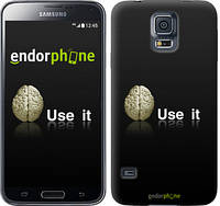 "Чехол на Samsung Galaxy S5 g900h Use it ""207c-24-532"""