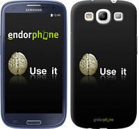 "Чехол на Samsung Galaxy S3 i9300 Use it ""207c-11"""