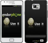 "Чехол на Samsung Galaxy S2 Plus i9105 Use it ""207c-71"""