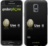"Чехол на Samsung Galaxy S5 mini G800H Use it ""207c-44"""