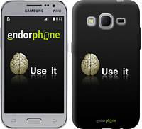 "Чехол на Samsung Galaxy Core Prime G360H Use it ""207c-76"""