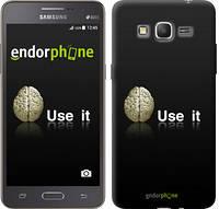 "Чехол на Samsung Galaxy Grand Prime G530H Use it ""207c-74-532"""