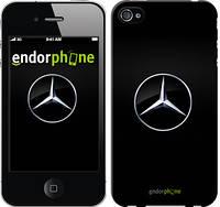 """Чехол на iPhone 4s Mercedes Benz 1 """"974c-12"""""""