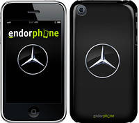 "Чехол на iPhone 3Gs Mercedes Benz 1 ""974c-34"""
