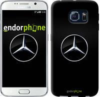 "Чехол на Samsung Galaxy S6 G920 Mercedes Benz 1 ""974c-80"""