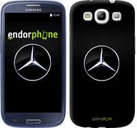 """Чехол на Samsung Galaxy S3 i9300 Mercedes Benz 1 """"974c-11"""""""