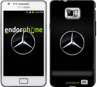 "Чехол на Samsung Galaxy S2 Plus i9105 Mercedes Benz 1 ""974c-71"""