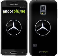 """Чехол на Samsung Galaxy S5 mini G800H Mercedes Benz 1 """"974c-44"""""""