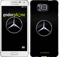 "Чехол на Samsung Galaxy Alpha G850F Mercedes Benz 1 ""974c-65"""