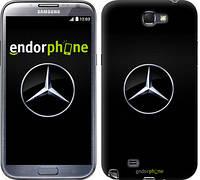 "Чехол на Samsung Galaxy Note 2 N7100 Mercedes Benz 1 ""974c-17"""