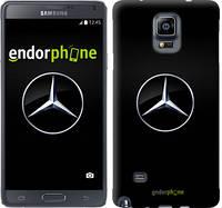 """Чехол на Samsung Galaxy Note 4 N910H Mercedes Benz 1 """"974c-64"""""""