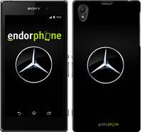 """Чехол на Sony Xperia Z1 C6902 Mercedes Benz 1 """"974c-38"""""""