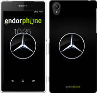 """Чехол на Sony Xperia Z2 D6502/D6503 Mercedes Benz 1 """"974c-43"""""""