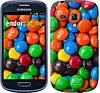 "Чехол на Samsung Galaxy S3 mini M&M's ""1637c-31-532"""