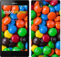 """Чехол на Sony Xperia Z C6602 M&M's """"1637c-40-532"""""""