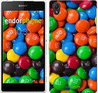 "Чехол на Sony Xperia Z2 D6502/D6503 M&M's ""1637c-43-532"""