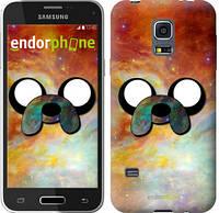 "Чехол на Samsung Galaxy S5 mini G800H Adventure Time. Jake v2 ""1204c-44"""