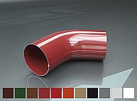 Колено трубы Raiko 150/100 темно-коричневое