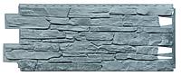 Фасадная панель VOX Solid Stone TOSCANA 1х0,42м Голубая
