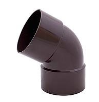 Колено двухраструбное 60° PROFiL 130/100 кирпичное