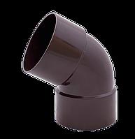 Колено двухраструбное 60° PROFiL 90/75 графитовое