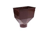 Горло желоба PROFiL 130/100 коричневое