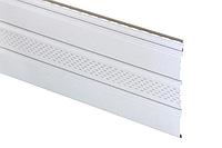 Панель Айдахо белая перфорированная 3 м, 0,9 м2