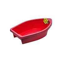 Песочница-бассейн Лодка PalPlay красная