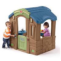 Детский игровой домик Step 2 PLAY UP