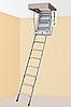 Горищні сходи Bukwood Compact Metal 80x70 һ265см
