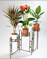 Подставка для цветов Раскладушка ширма 3