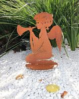 Садовая фигурка Ангел 3 2D