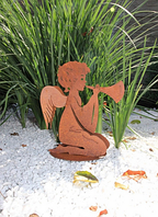 Садовая фигурка Ангел 3 3D
