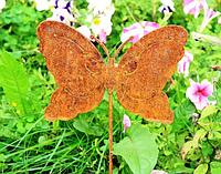 Садовая фигурка Бабочка 1D