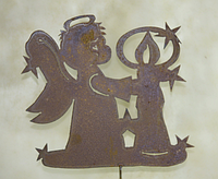Садовая фигурка Ангел 25
