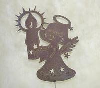 Садовая фигурка Ангел 26