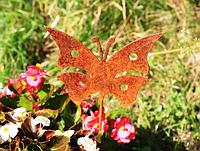 Садовая фигурка Бабочка 2D