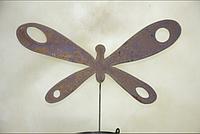 Садовая фигурка Бабочка 6