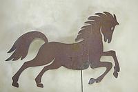 Садовая фигурка Конь 1