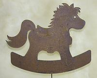 Садовая фигурка Конь 2