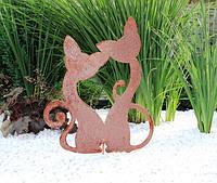 Садовая фигурка Коты 1