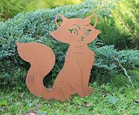 Садовая фигурка Кошка 2