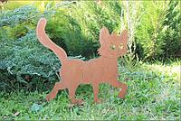 Садовая фигурка Кошка 8