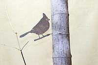 Садовая фигурка Птица 10