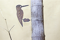 Садовая фигурка Птица 18