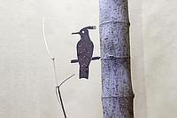 Садовая фигурка Птица 20