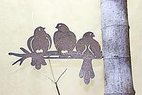 Садовая фигурка Птица 21