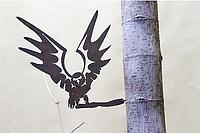 Садовая фигурка Птица 22 сыч